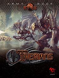 Army book AT-43 : Therians