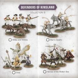 Heroscape : Defenders of Kinsland