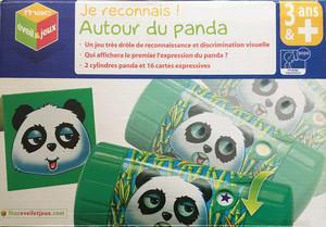 Je reconnais ! Autour du panda