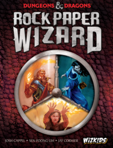 D&D: rock paper wizard