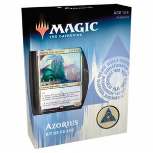 Magic The Gathering -  Allégeance de Ravnica Kit de Guildes : Azorius