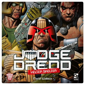 Judge Dredd : Helter Skelter (a Wildlands game)