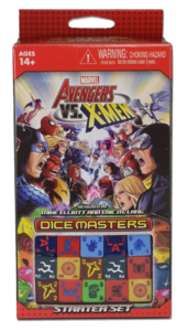 Marvel Dice Masters : Avengers vs X-Men