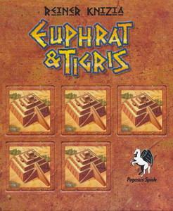 """Euphrat & Tigris - Extension """"Le Ziggourat / The Ziggurat / Die Zikkurat"""""""
