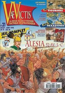 Alésia, 52 Av. J.-C.: César contre Vercingétorix