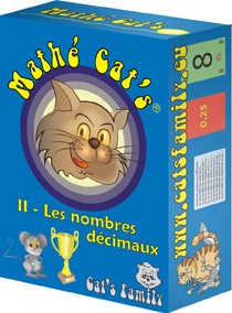 Mathé Cat's 2 - Les nombres décimaux