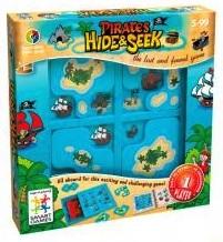 Cache Cache Pirates
