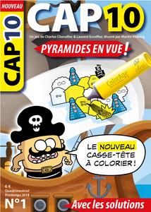 CAP10 : Pyramides en vue !