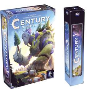 Pack Century Golem + Tapis de Jeu
