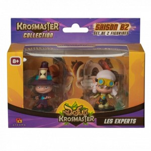 Krosmaster Arena - Les Experts
