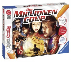 Der Millionen-Coup