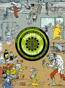 Échappe-toi du laboratoire zombie
