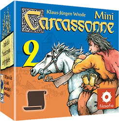 Carcassonne : Les Messagers