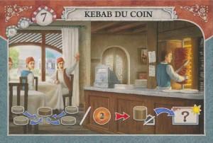 Istanbul  : Kebab du coin