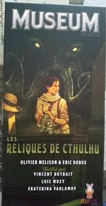 Museum : les Reliques de Cthulhu