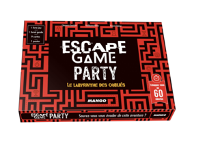 Escape Game Party 1 - Le Labyrinthe des Oubliés