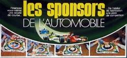 Les sponsors de l'automobile