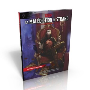 Dungeons & Dragons ® 5e - La Malédiction de Strahd