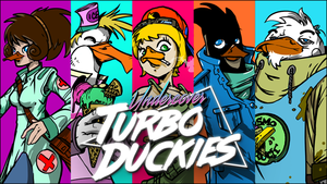 Undercover Turbo Duckies