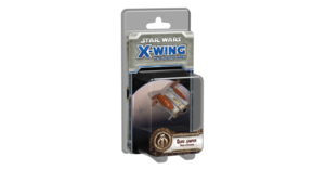 Star Wars - X-Wing : Quad jumper