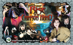 Fortune and Glory : Rise of the Crimson Hand