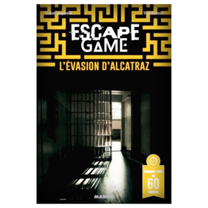 Escape Game 11 - L'Évasion d'Alcatraz