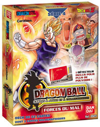 Dragon Ball : Série 4 Starter - Forces du Mal