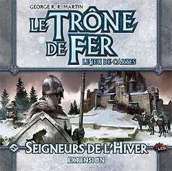 Le Trône de Fer - JCE :  Seigneurs de l'Hiver