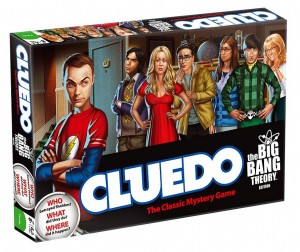 Clue : The big bang theory