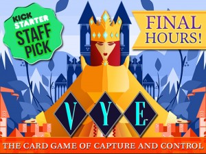 Vye: The Card Game of Capture and Control
