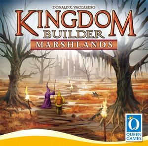 """Kingdom Builder - Extension """"Marshlands"""" / """"Marais"""""""