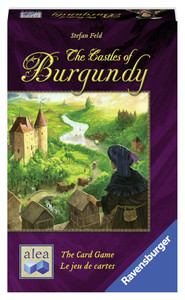 Les Châteaux de Bourgogne - le Jeu de Cartes