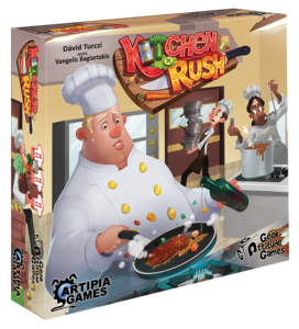 KITCHEN RUSH VF