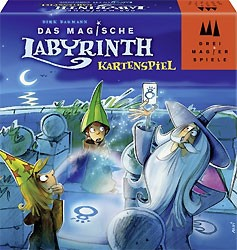 Das Magische Labyrinth - Kartenspiel