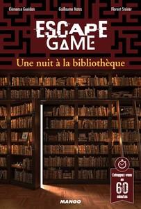 Escape Game 6 - Une Nuit à La Bibliothèque