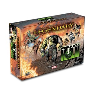 Legendary : World War Hulk
