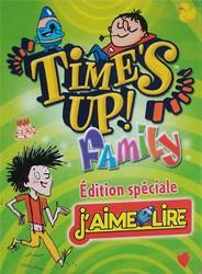 Time's Up ! Family Édition spéciale J'aime Lire