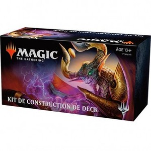 Magic the Gathering : Edition de Base 2019 - Kit de Construction