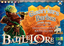 BattleLore : Guerriers Barbus