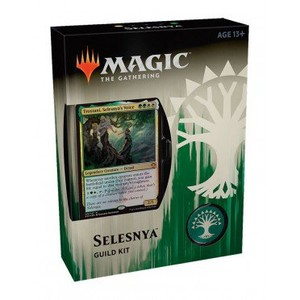 Magic The Gathering - Kit de Guilde - Les Guildes de Ravnica : Selesnya