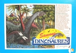 Sauvons les Dinosaures