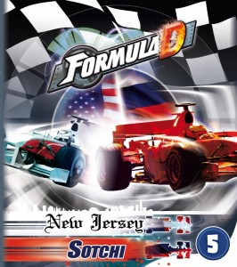 Formula D Extension n°5 Sotchi / New Jersey