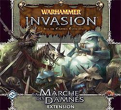 Warhammer - Invasion : La Marche des Damnés