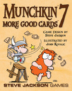Munchkin 7 : More Good Cards