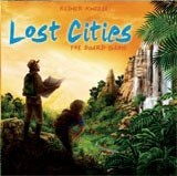 Lost Cities - The Boardgame