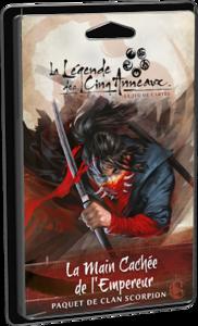 La Légende des Cinq Anneaux LCG : La Main Cachée de l'Empereur