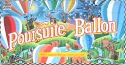 Poursuite en Ballon