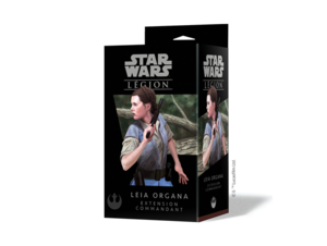 Star Wars Légion : Leia Organa