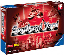 Scotland Yard : Swiss Edition