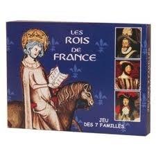 7 familles: Rois de France